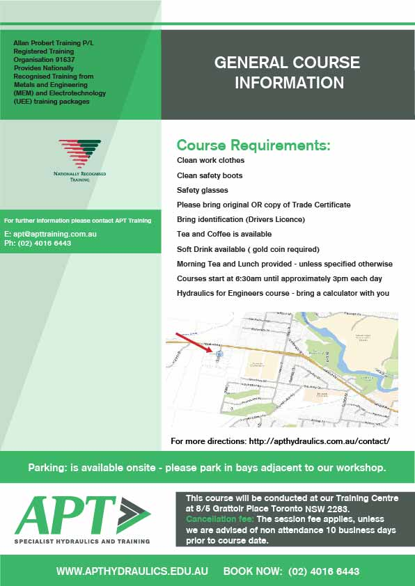 general-course-info